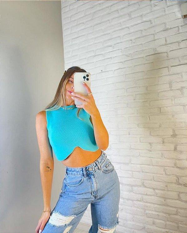 Cropped Tricot Fernanda