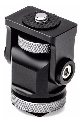 Sapata Articulável Rotativo 360 Flash Tripé Led Ring Light