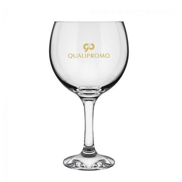 Taça Gin e Tônica 600 ml de vidro personalizada - Cód.: 0794851LQ