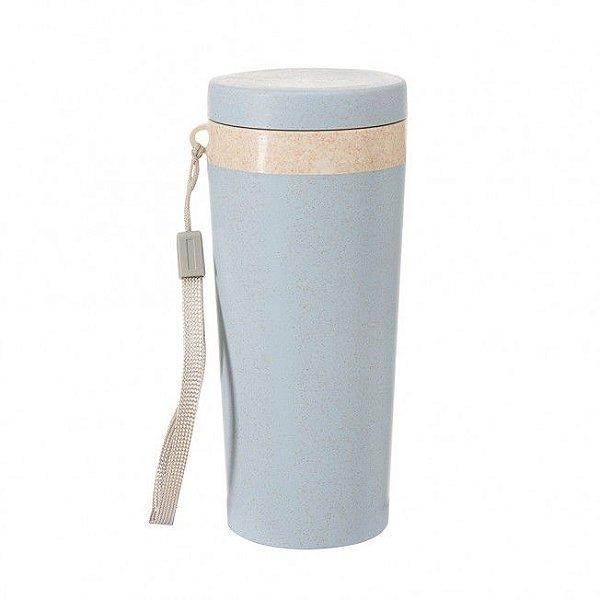 Copo fibra de bambu 350ml personalizado - Cód.: 03006XQ