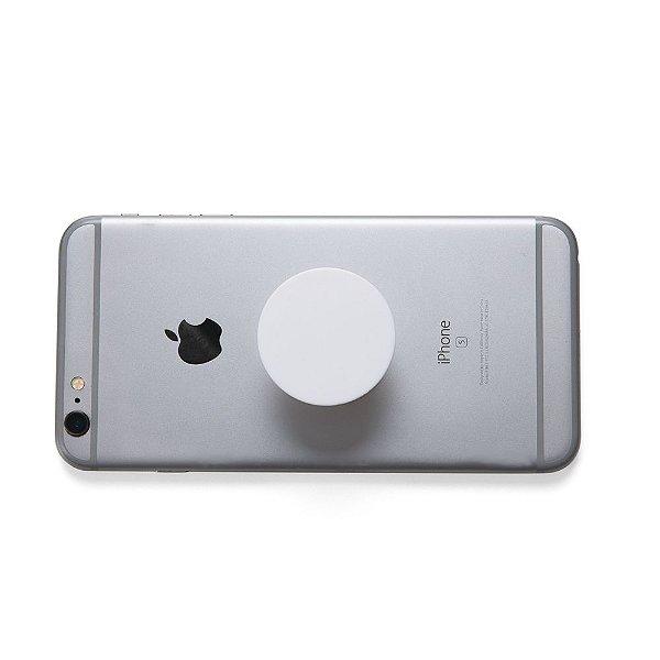 Suporte plástico para celular modelo pop socket personalizado - Cód.: 13888XQ