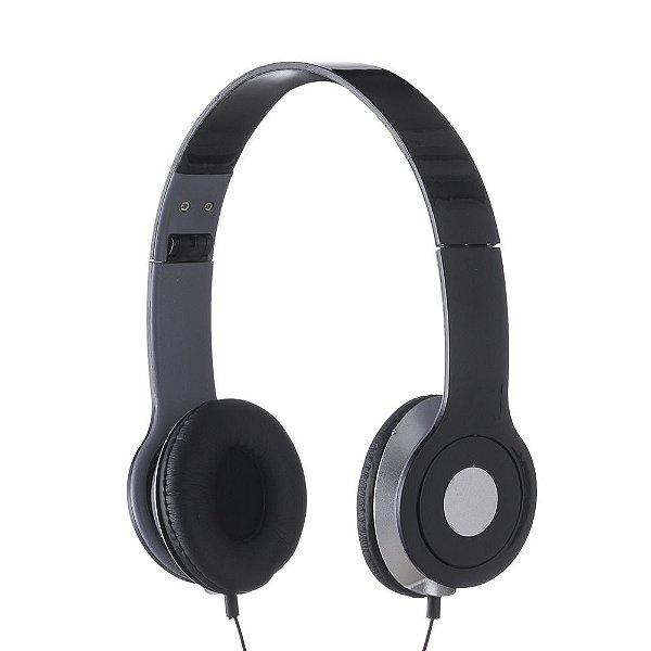 Fone de ouvido personalizado estéreo dobrável – Cód. 12613XQ