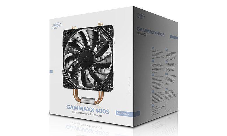 Cooler para Processador Gammaxx 400s Intel/Amd DeepCool
