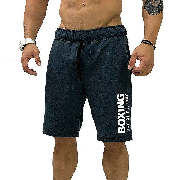 Bermuda Estampada Masculina MXD Conceito Boxing King Of The Ring