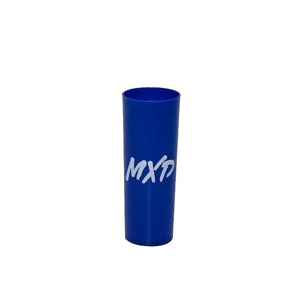 Copo Long Drink Acrílico MXD Conceito Azul