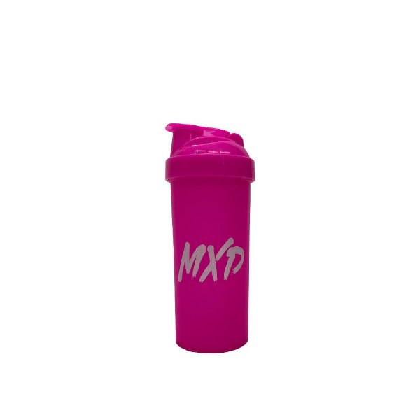 Coqueteleira Academia MXD Conceito Rosa Pink 700ML