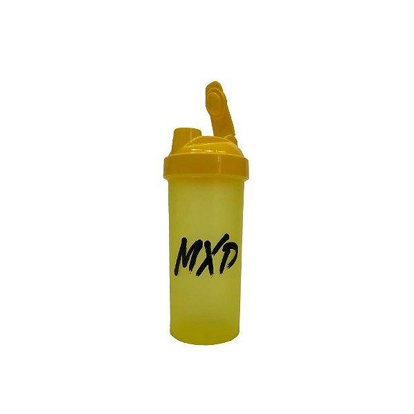 Coqueteleira Academia MXD Conceito Amarelo 700ML