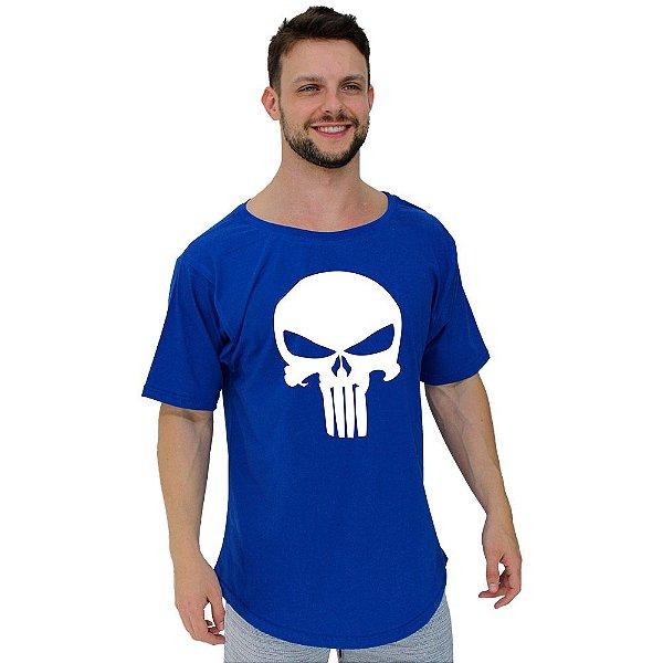 Camiseta Morcegão Masculina MXD Conceito Caveira Hunter