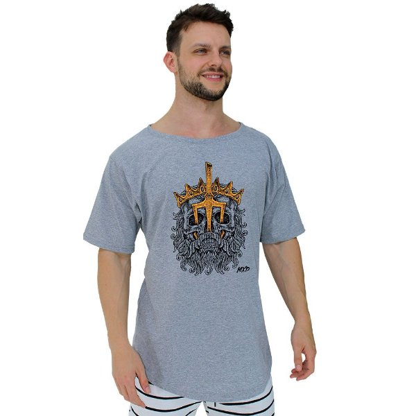 Camiseta Morcegão Masculina MXD Conceito King Of The Seas
