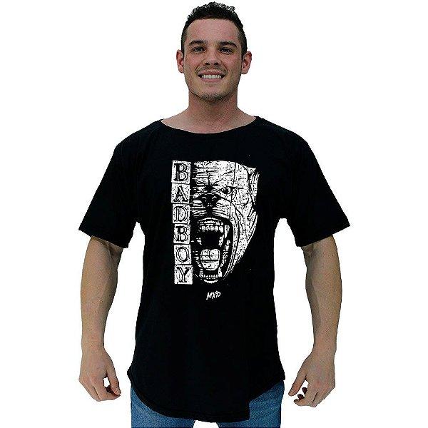 Camiseta Morcegão Masculina MXD Conceito Bear BadBoy