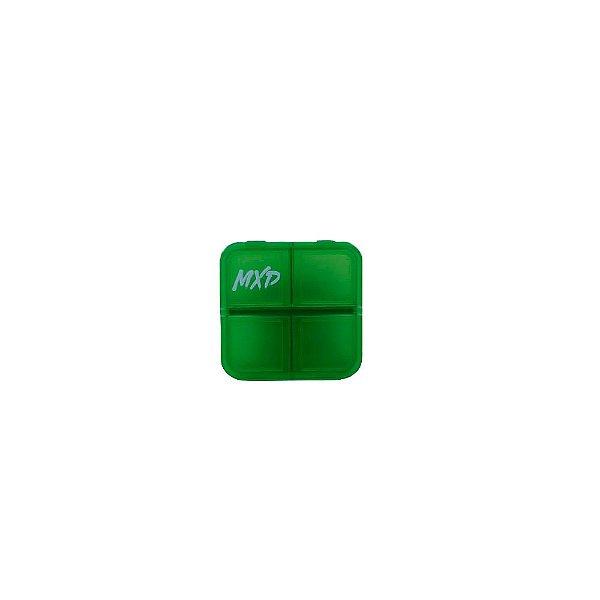 Guarda Comprimido MXD Conceito Verde