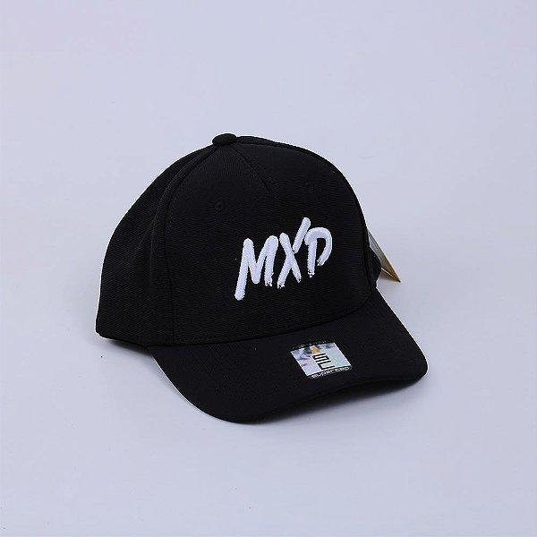 Boné Snapback MXD Conceito Unissex Preto