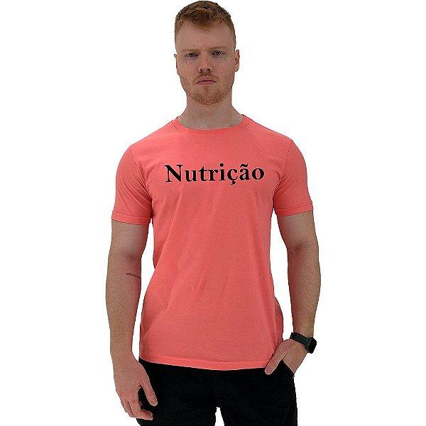 Camiseta Tradicional Universitária Nutrição