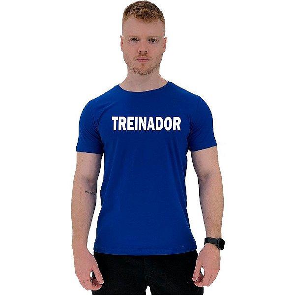 Camiseta Tradicional Universitária Treinador