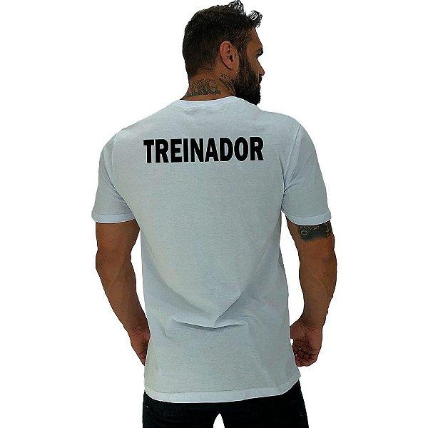 Camiseta Tradicional Universitária Treinador Costas
