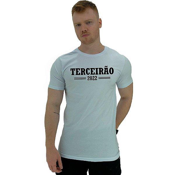 Camiseta Tradicional Universitária Terceirão