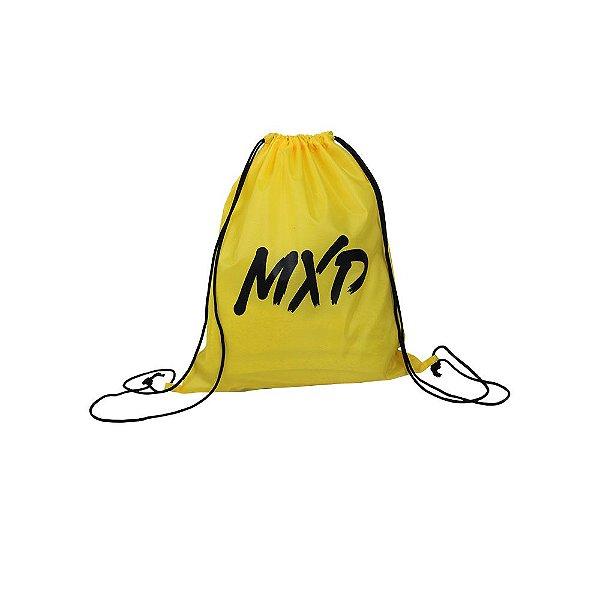 Mochila Saco MXD Conceito Amarelo