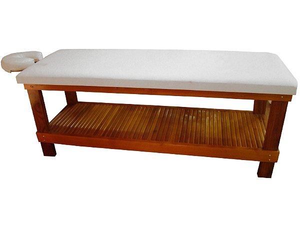 Mesa Para Massagem Multifuncional - 80cm largura