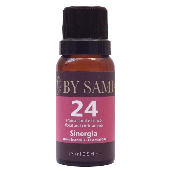 Blend Aromático 24 - Exotic - 15 ml