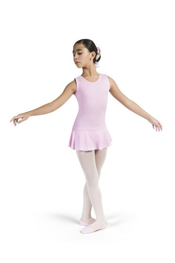 Collant Regata com Sainha - Adulto e  Infantil - Capezio