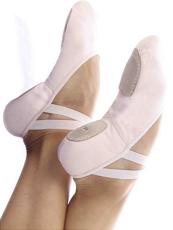 fe45c1e230f5f Sapatilha Pluma Lona Stretch - Ballet e Dança - Capezio - Dance ...