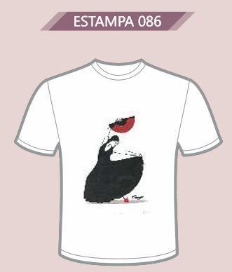 Camisetas de Flamenco Capezio (várias estampas)