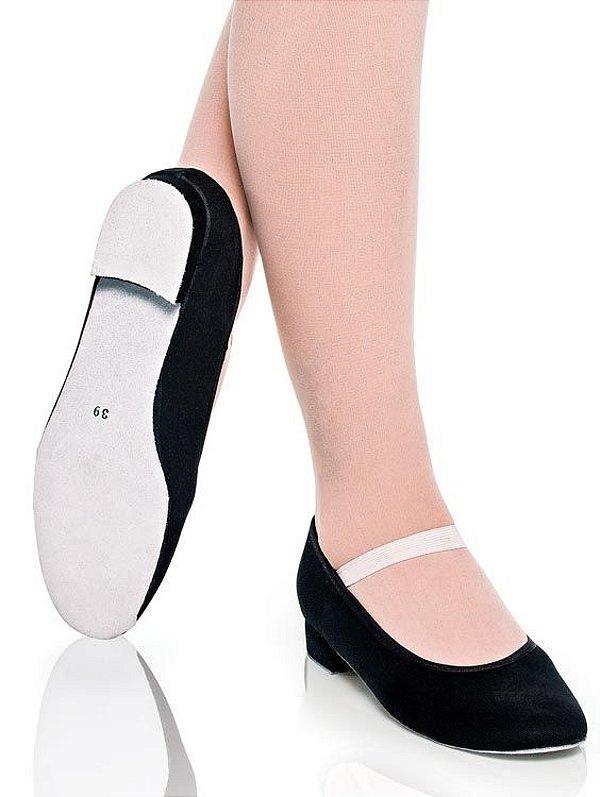 Sapato Caráter 2,5 cm Capezio