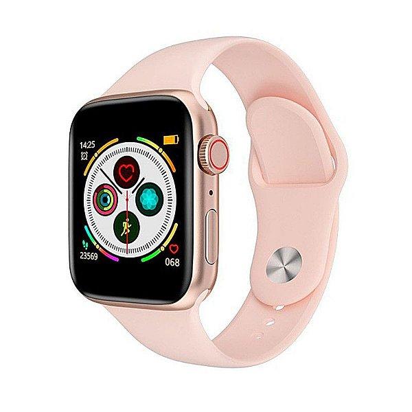 Relógio Digital Inteligente Smartwatch FT30 Smart Watch - Android e Ios