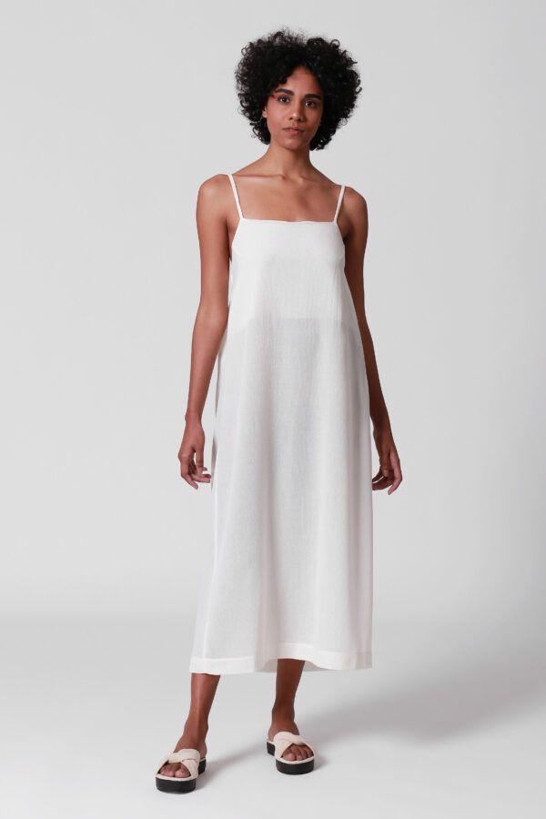 Vestido Duna - Off White