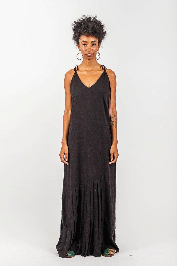 Vestido Longo - Cura