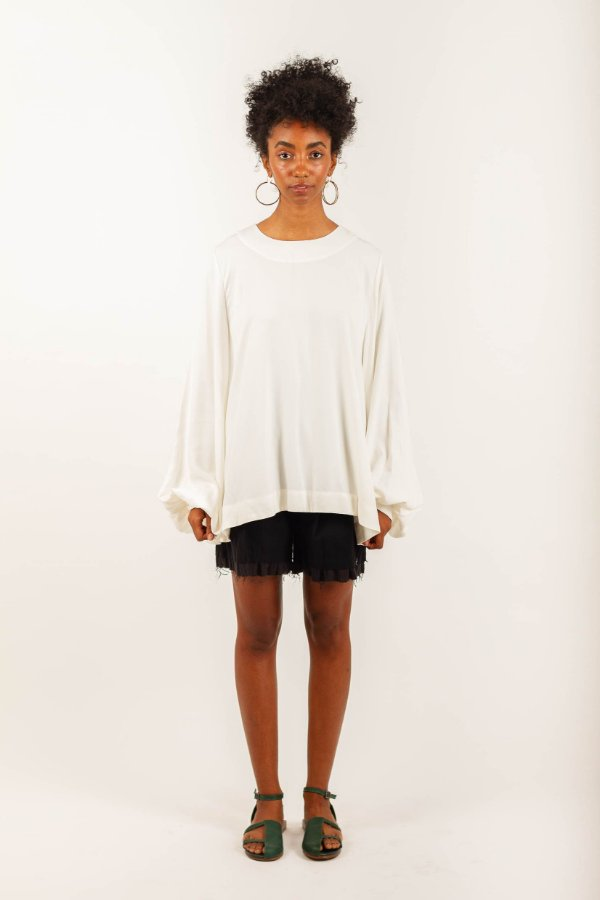 Camisa Rosetta - Off White