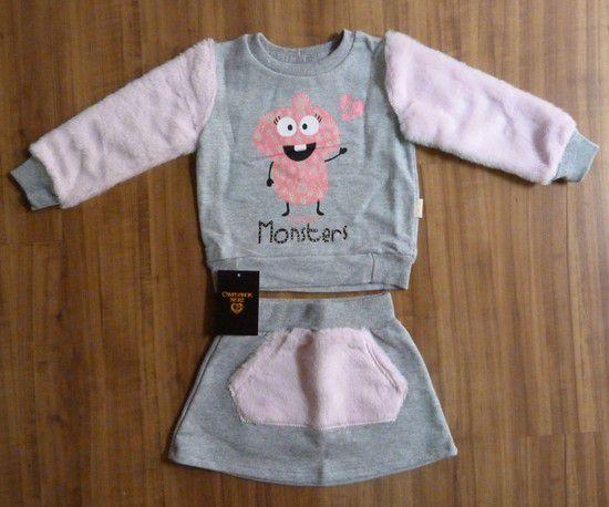 Conjunto Infantil Le Petit