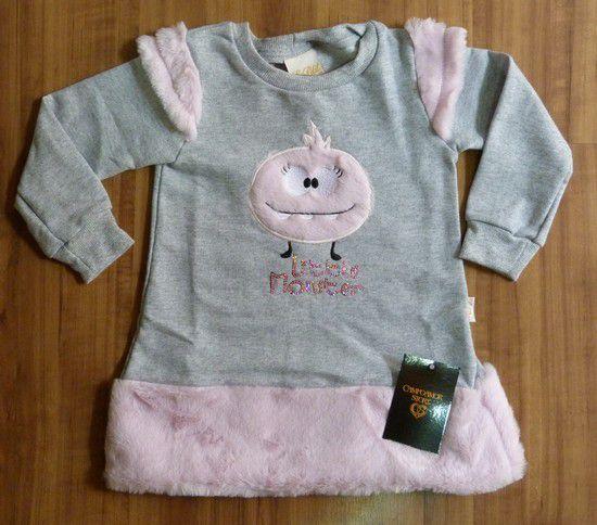 Vestido Infantil Le Petit