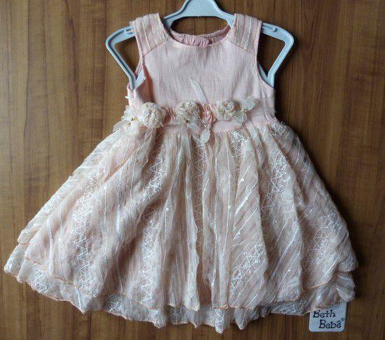 Vestido Pietra Beth Bebê