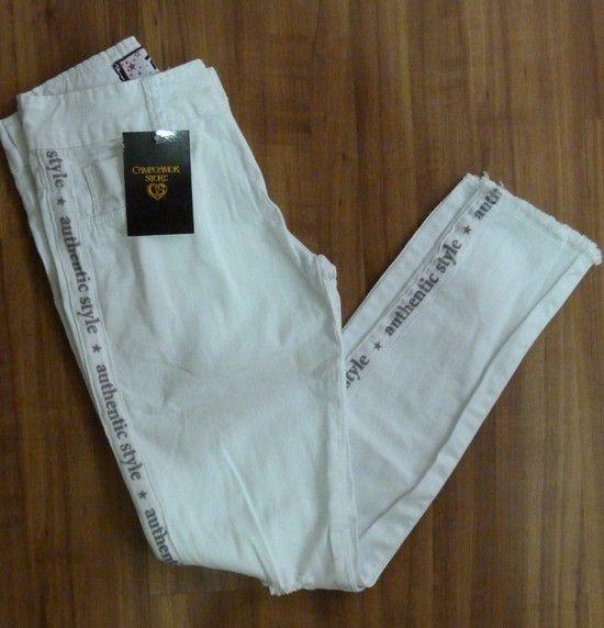 Calça Juvenil Parizi Jeans