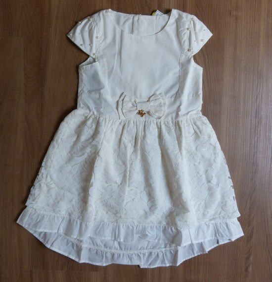 Vestido Infantil Charpey