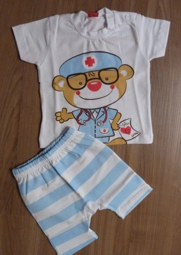 Conjunto Get Baby