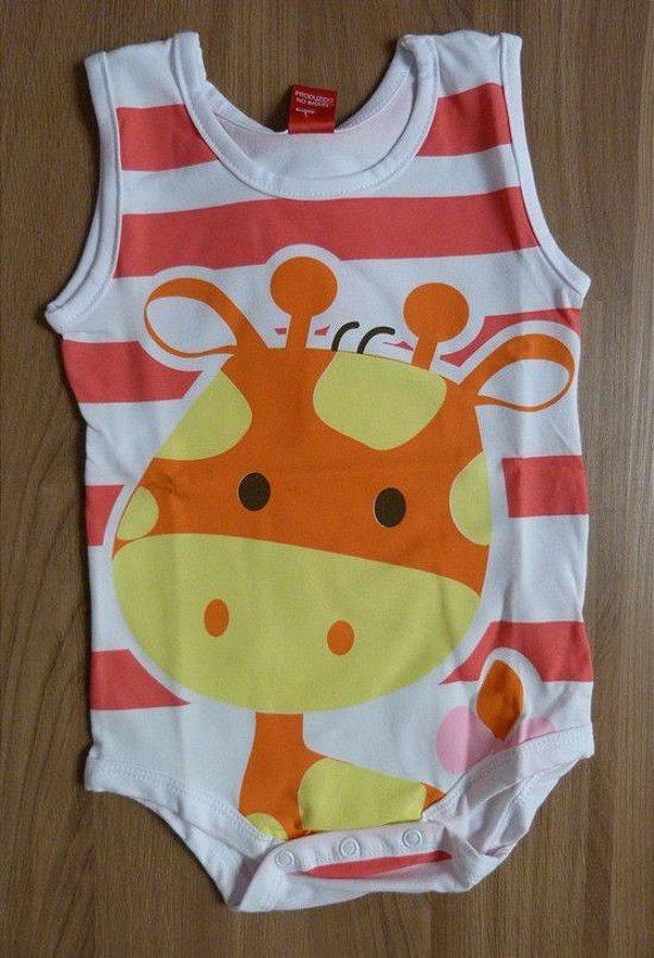 Regata Girafinha Get Baby