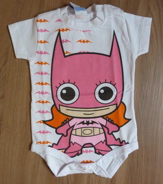 Body Bat Girl Get Baby