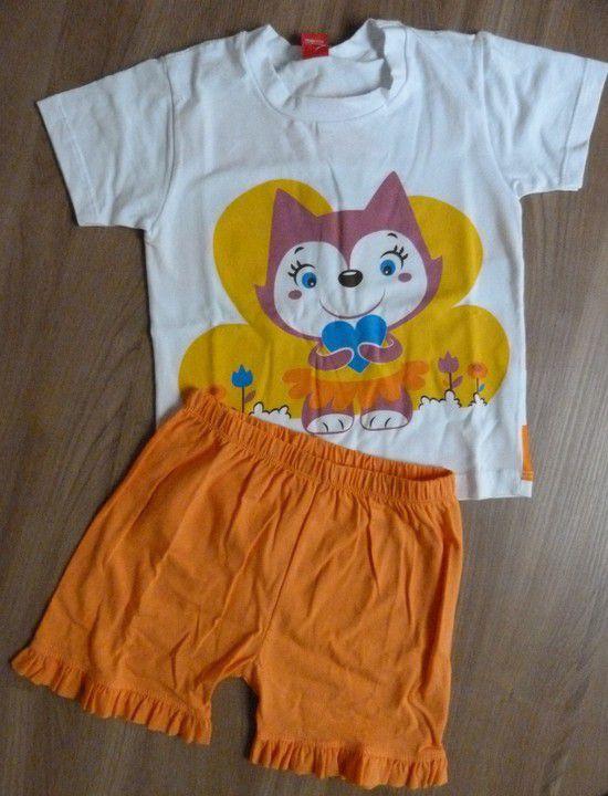 Conjunto Pijama Raposa