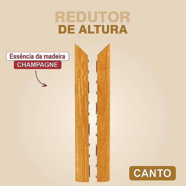ACABAMENTO LATERAL - CHAMPAGNE - CANTO