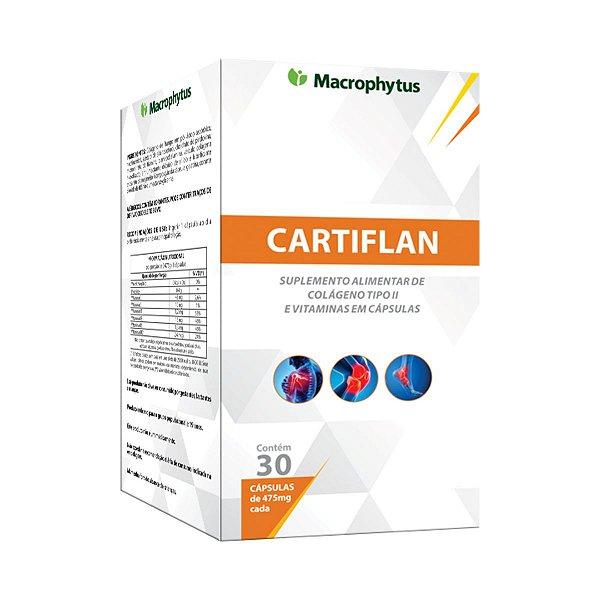 CARTIFLAN 475MG 30CPS MACROPHYTUS