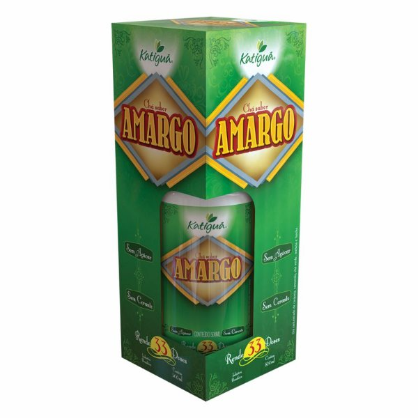 CHA SABOR AMARGO 500ML KATIGUA