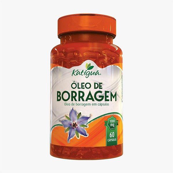 OLEO DE BORRAGEM 1000MG 60 CAPS KATIGUA