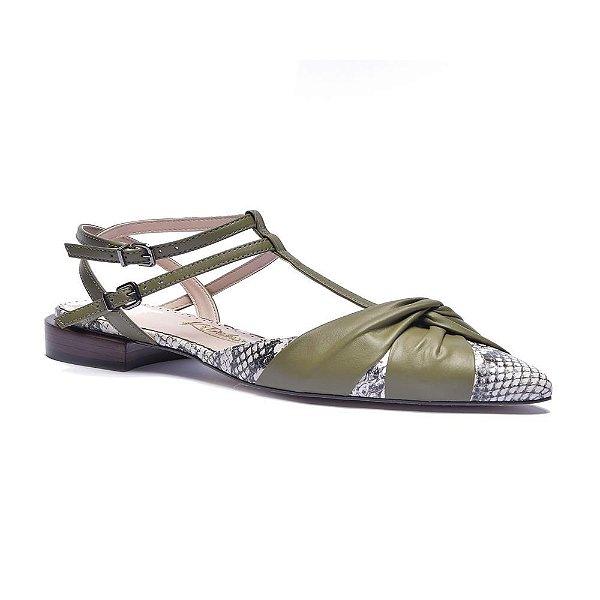 Sapato Feminino Sapatilha Jaqueline Oliva
