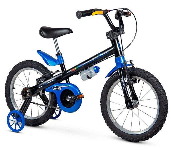 Bicicleta Infantil Aro 16 Apollo Nathor