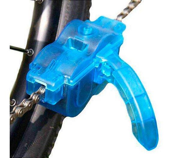 Limpador de Corrente Bicicleta