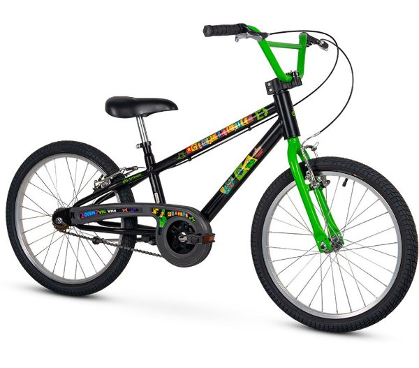 Bicicleta Infantil Aro 20 Charlie Nathor