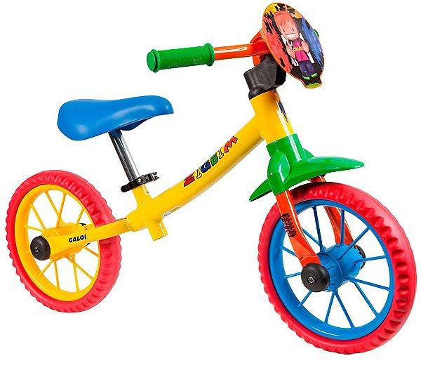 Bicicleta Infantil Sem Pedal Balance Zigbim Caloi