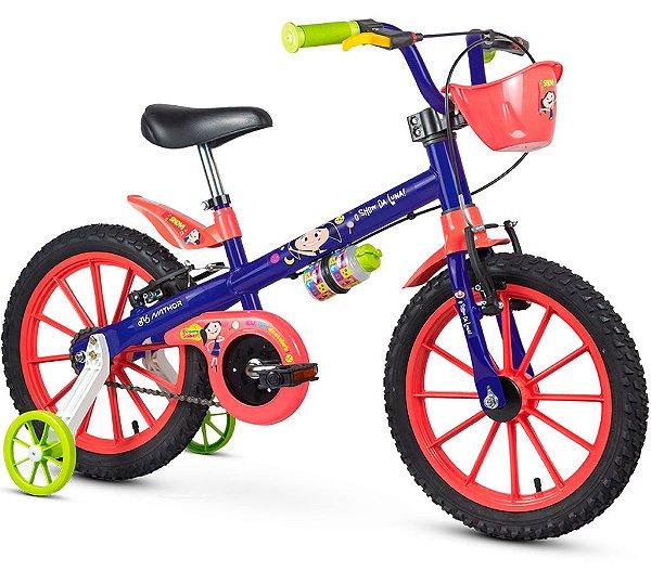 Bicicleta Infantil Aro 16 Show da Luna Nathor